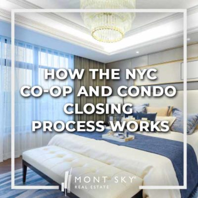 About to accept an offer during a home sale in NYC? What do you do next as a seller or listing agent? Here's a step by step guide of what comes next.
