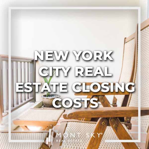 New York City Real Estate Closing Costs