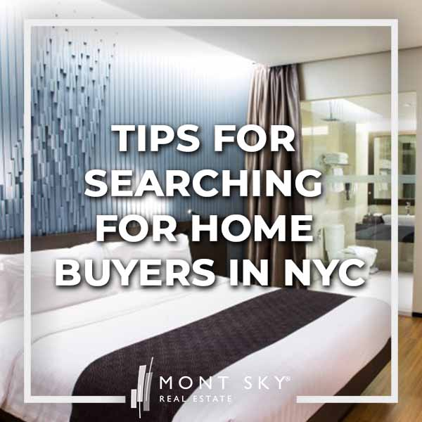 Tips for Searching for Home Buyers in NYC